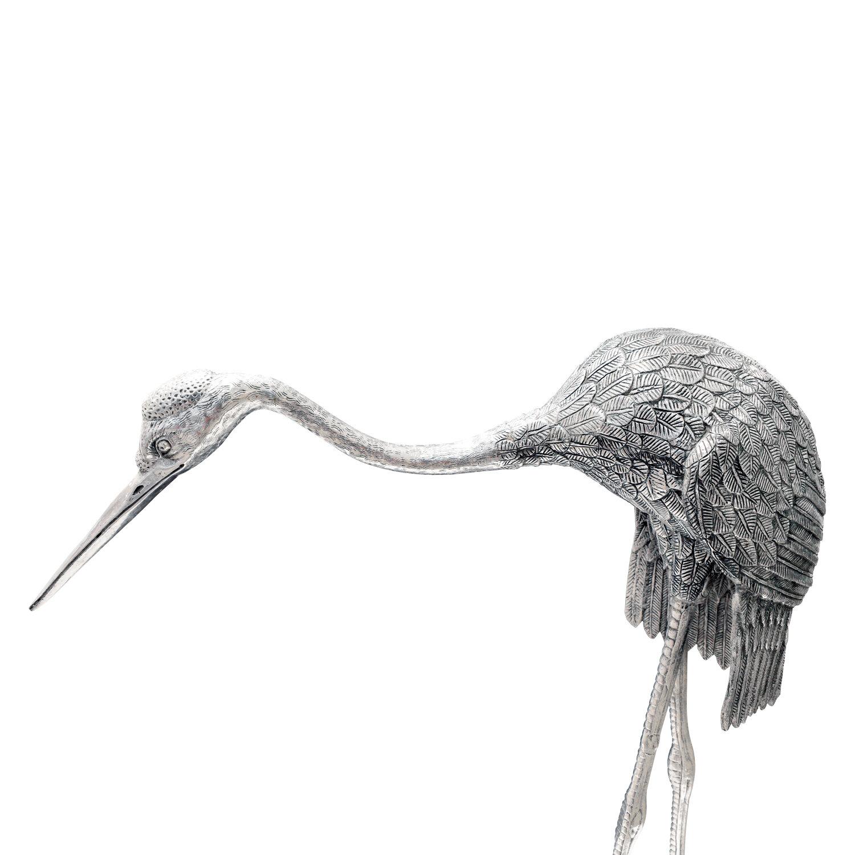 70s 75 pr egrets alum monumentl sculpture137 lkng dwn dtl.jpg