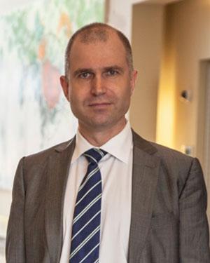 Tomas Hode, Ph.D.  Chief Innovation Officer & President