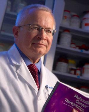 Daniel Von Hoff, M.D.  Clinical Development