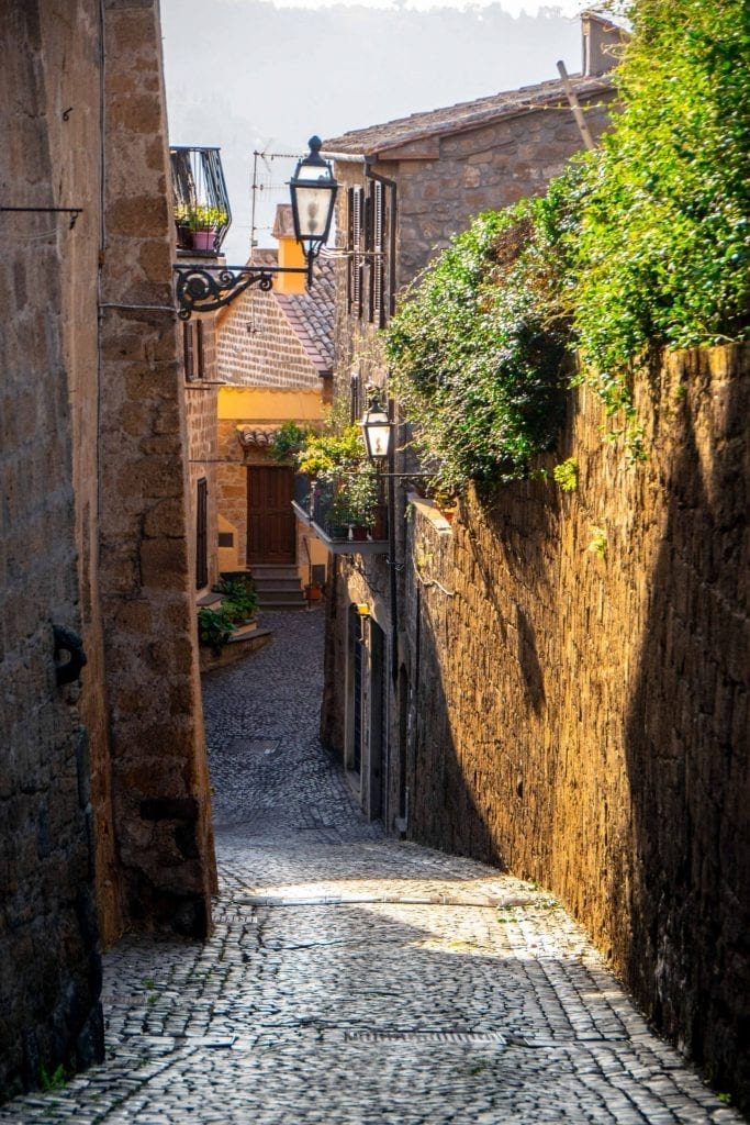 Stroll the picturesque streets of Orvieto