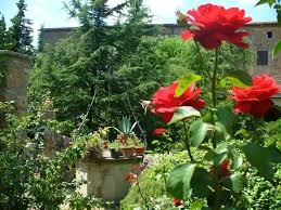 Experience joy and wonder in the monastery garden at Orvieto