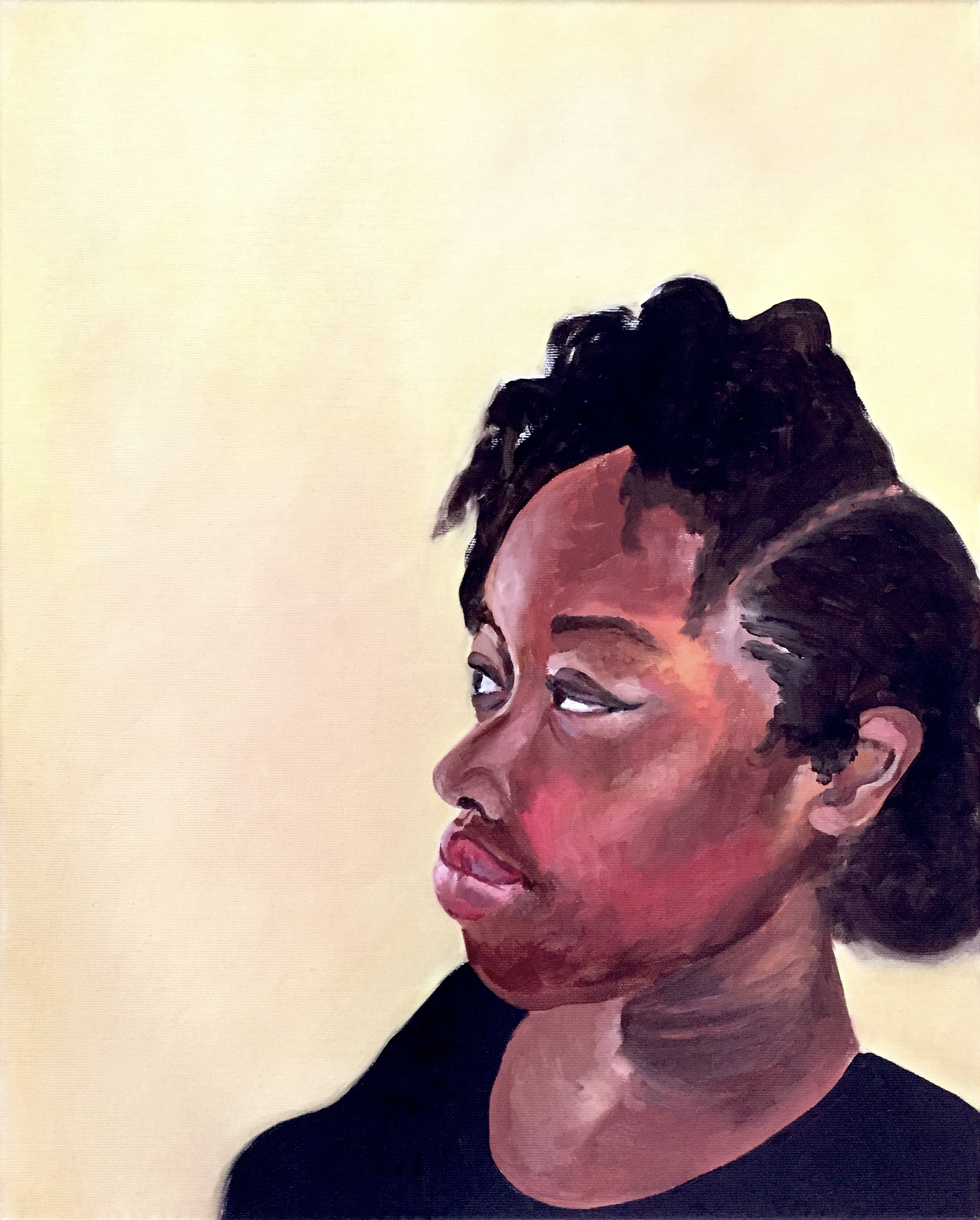 Portrait of Christina Baudin