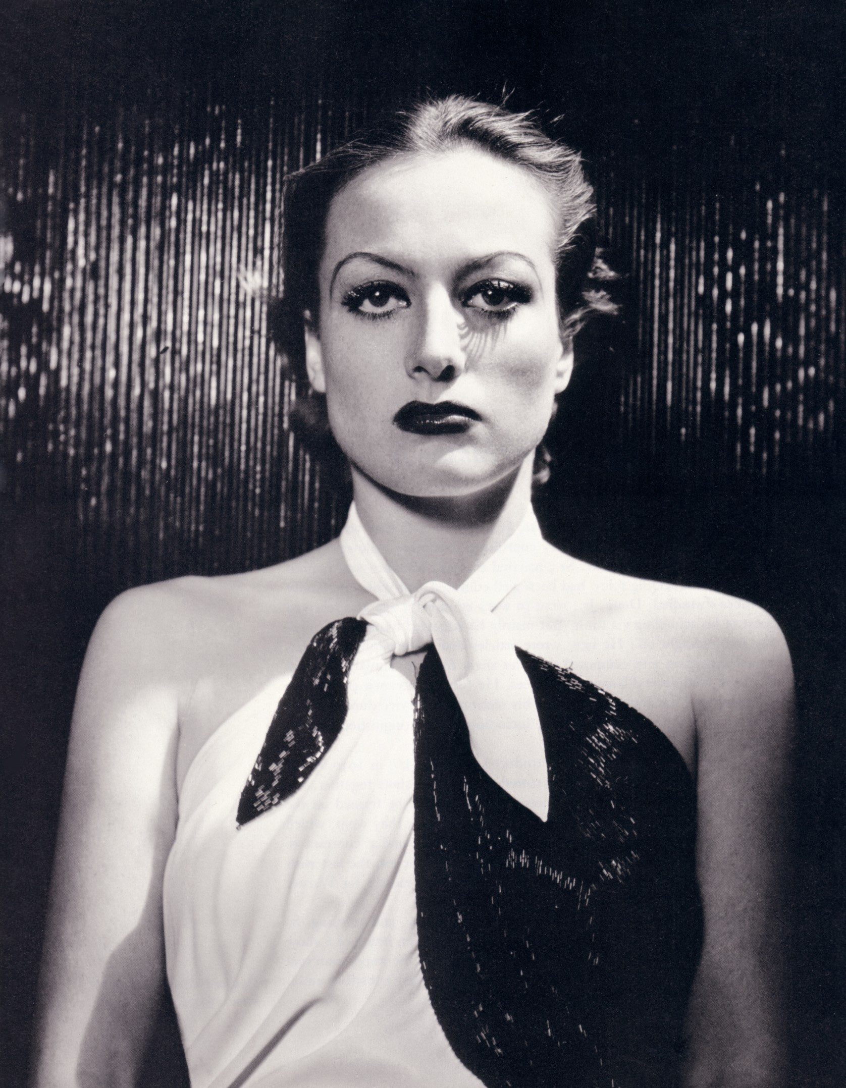 Image of Joan Crawford. Courtesy of the  internet .