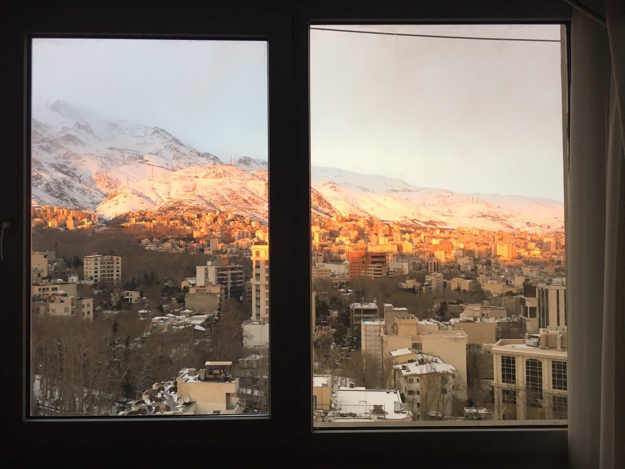 Shaghayegh Cyrous, 11:40 AM __________ ١١:٤٠ صبح February, 14, 2017 __________ ٢٦ بهمن ١٣٩٥ Tehran, Iran __________ تهران، ايران, printed photograph, 2017. Image courtesy of the artist.