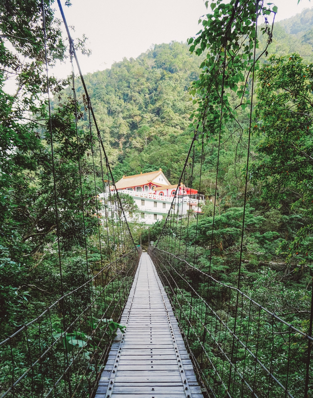 Taipei, Haulien, Jiufen, TW - We were so lucky to experience a well-round trip around Taiwan from natural wonders in Hualien to busy city streets in Taipei.