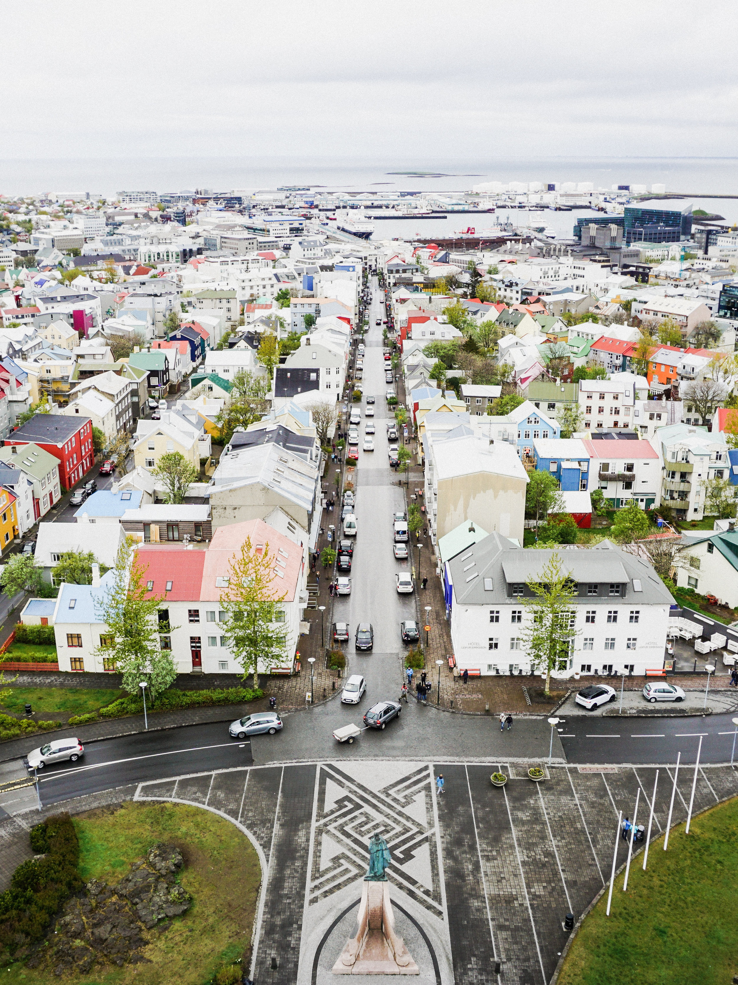 Reykjavík & Golden Circle, IS - Discovering the magic of Iceland one waterfall and swimming hole at a time.