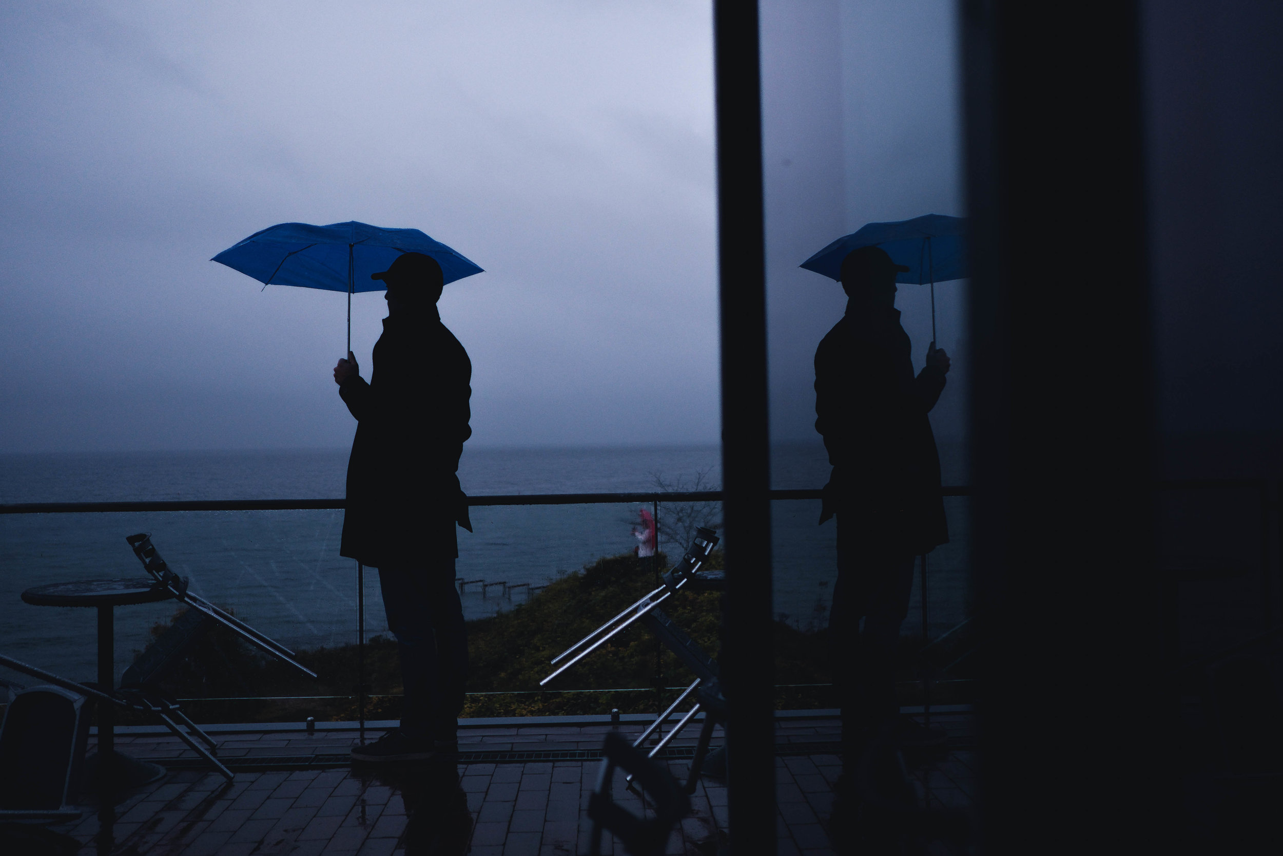 WE ALL FEEL BLUE 2017 - FUJIFILM XPRO 2