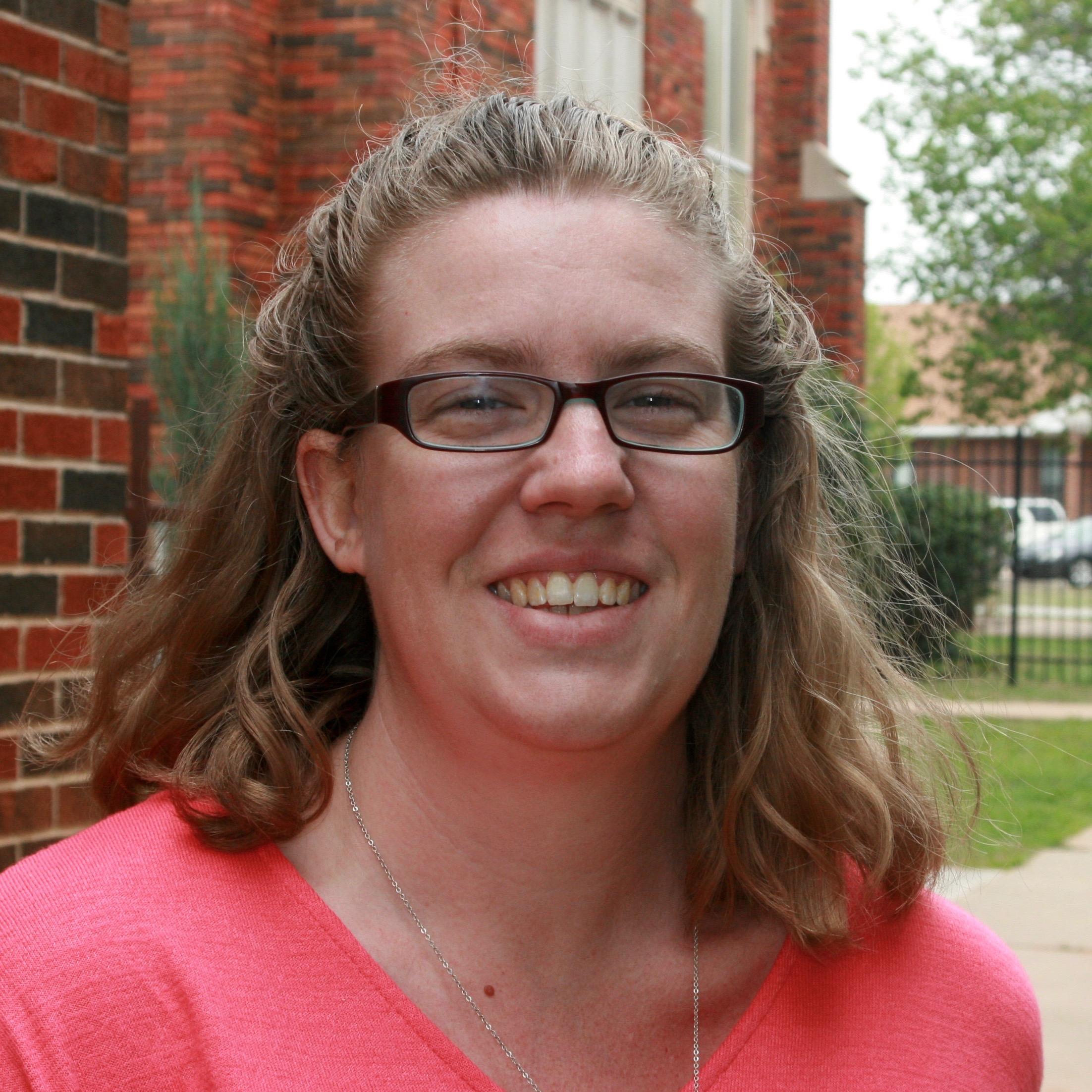 Sarah Sparks    Ministry Safe Coordinator