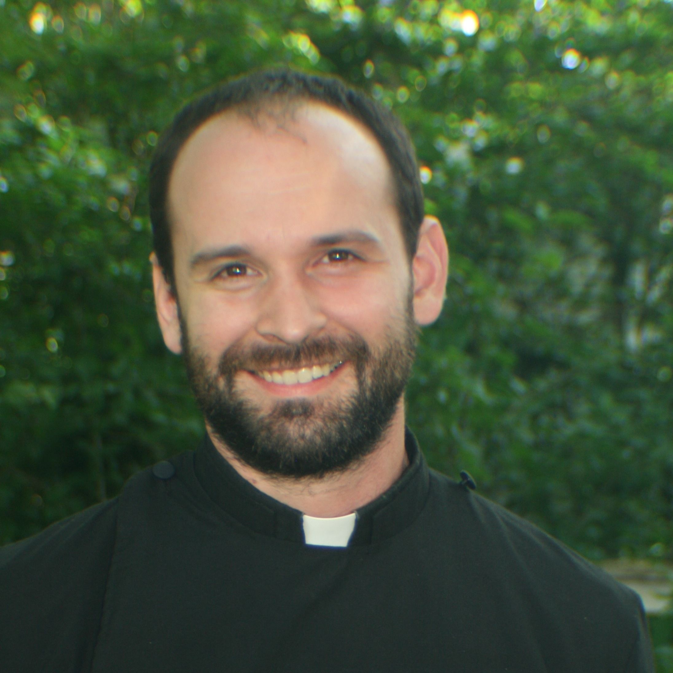 Father Brian Chase, Rector