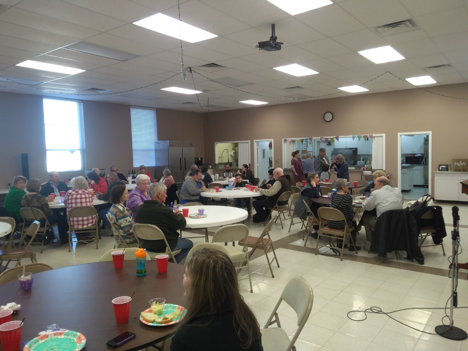 Our Fish Fry was a great success. Thanks to everyone who came out and thanks to Deacon Randy and Stephanie for all your hard work!