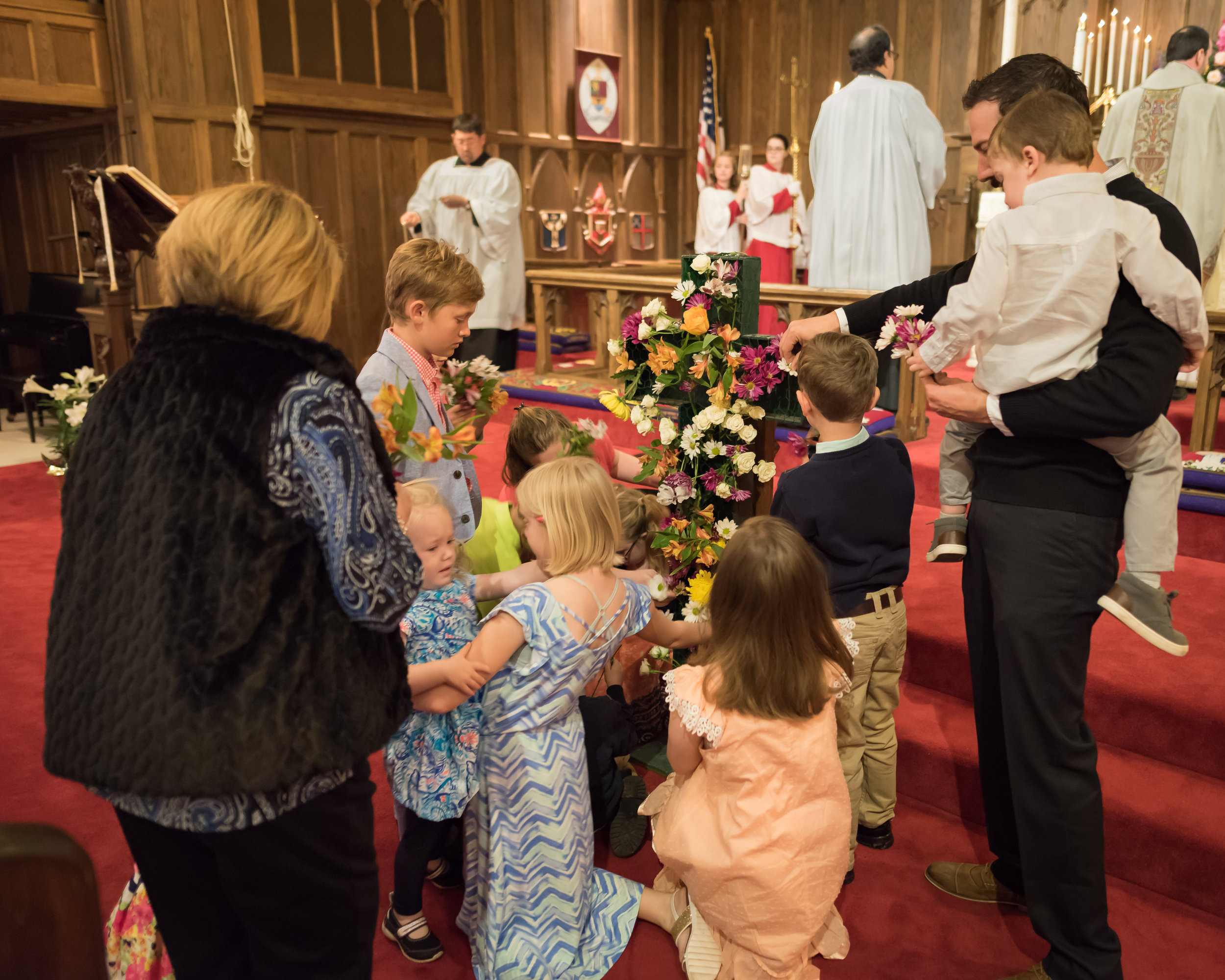 The Flowering of the Cross