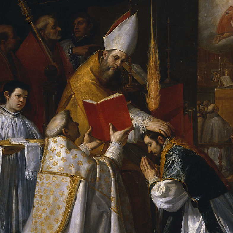 Ordination, Vincente Carducho copy.jpg