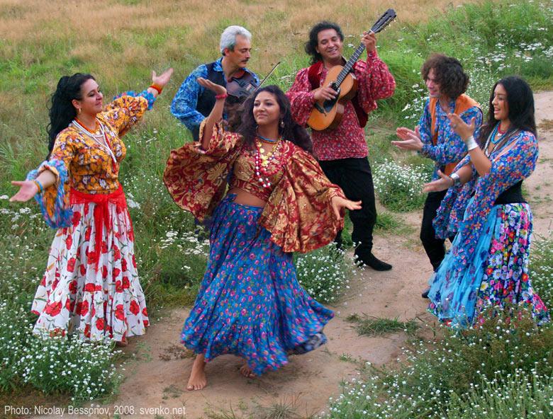 Romani Band  Svenko Source:   http://english.svenko.net/svenko/gallery1/index.htm