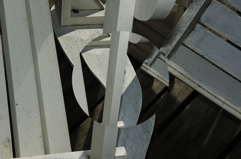 A pier in Ontario