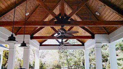 Custom outdoor renovations
