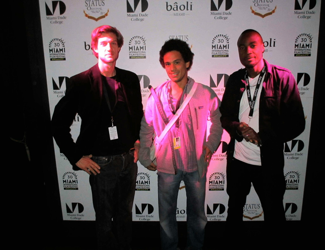 Twa Timoun @ Miami International Film Festival 2013