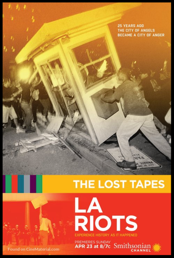 The Lost Tapes: LA Riots  - available soon For the Smithsonian Channel