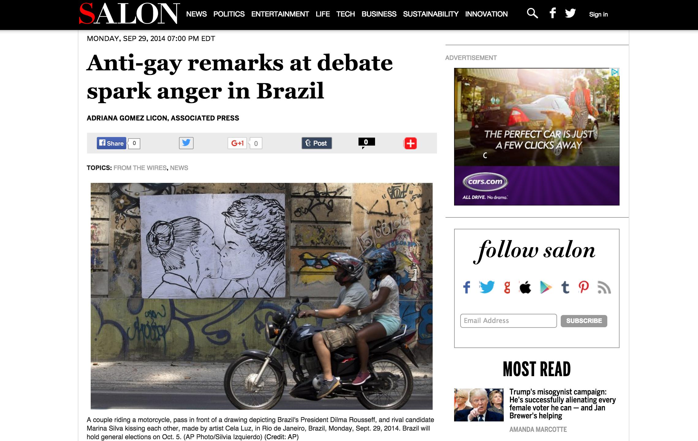 http://www.salon.com/2014/09/29/anti_gay_remarks_at_debate_spark_anger_in_brazil/