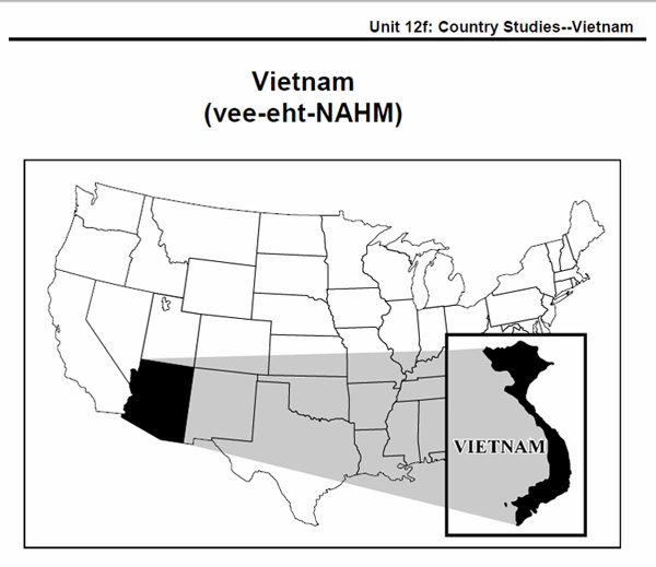 Vietnam is not the enemy!