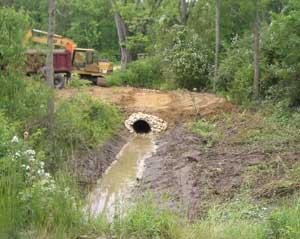 Erosion & Open Ditching Repair
