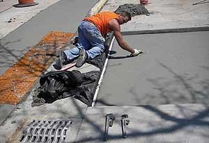 Crosswalk Replacement