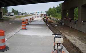 Road Deck Repair