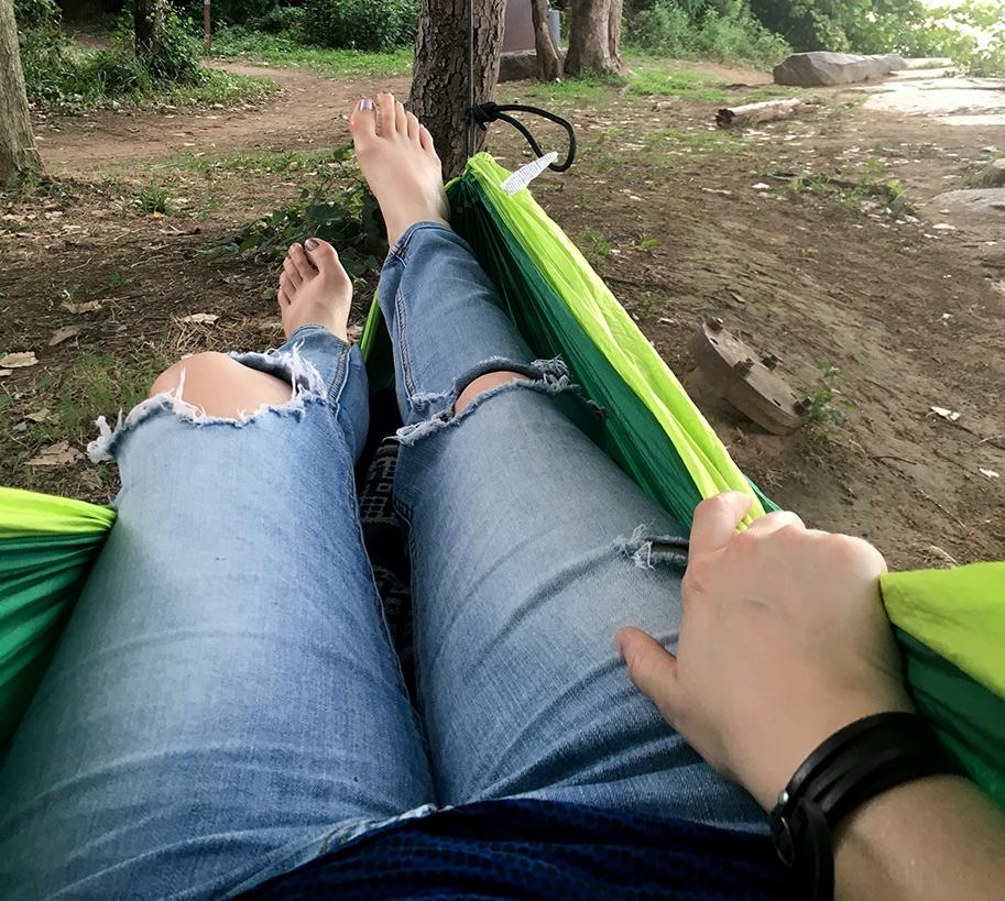 My hammock!