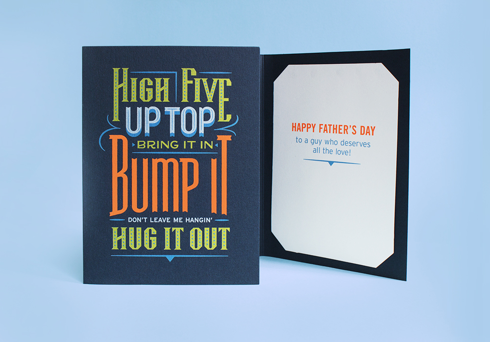 justWink Father's Day Collection, 2016