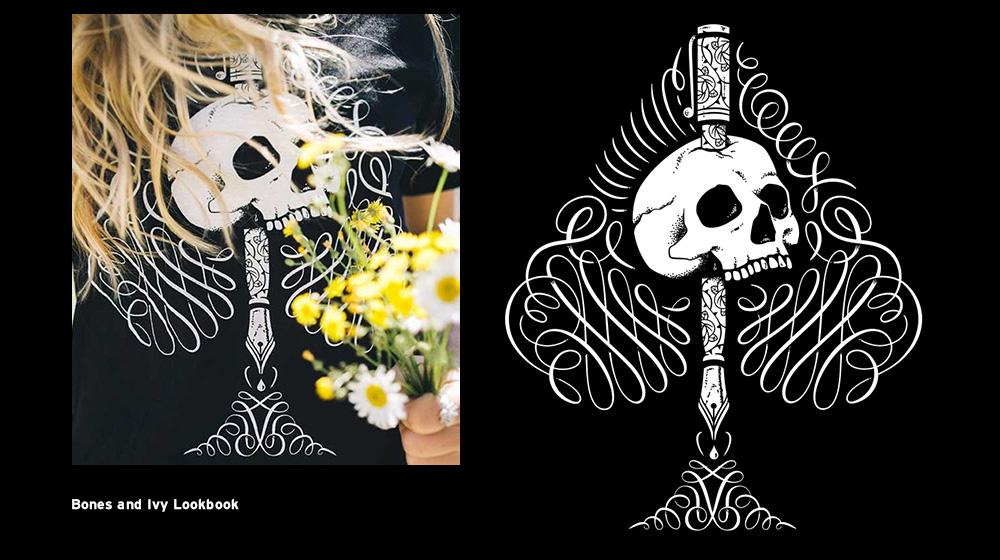 Bones and Ivy brand // Good Moves Studio