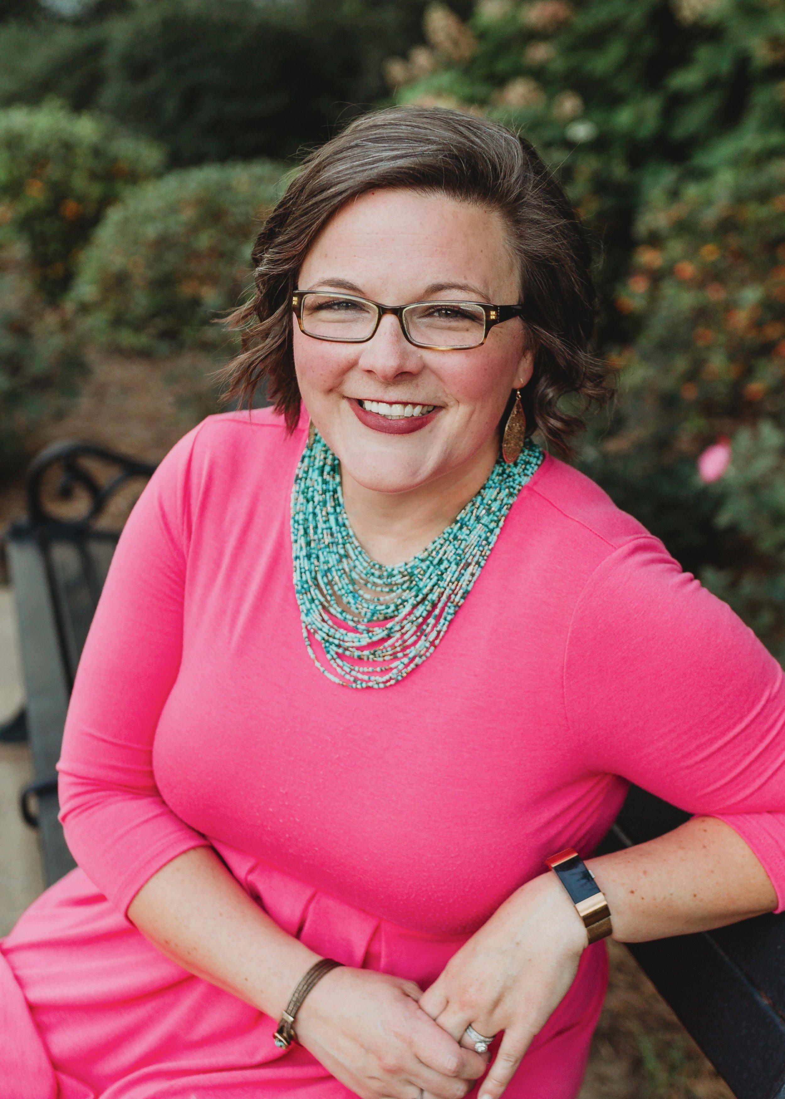 Megan Woodham - One Step Ministries