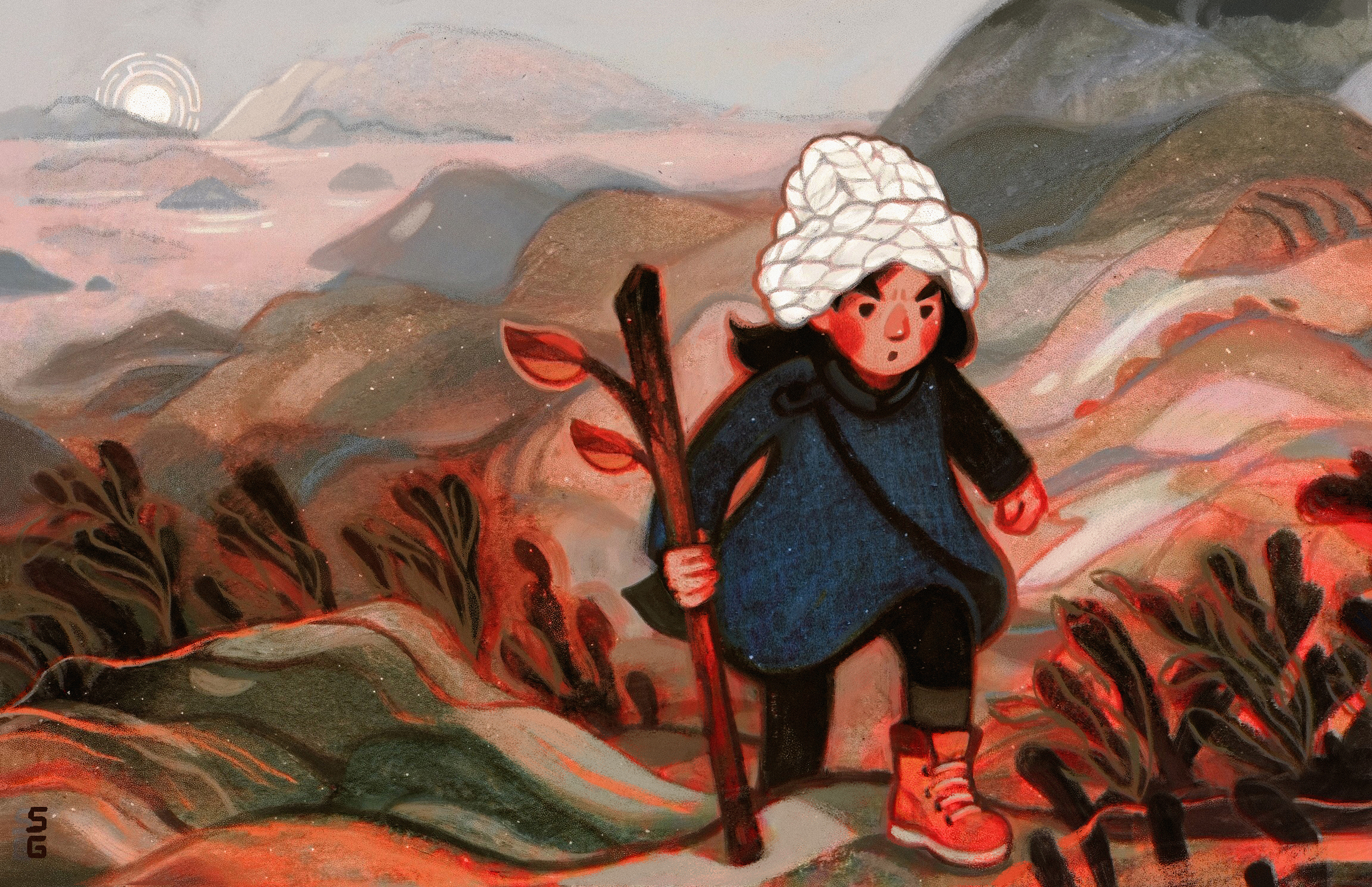 Journey by Sarah Gonzales