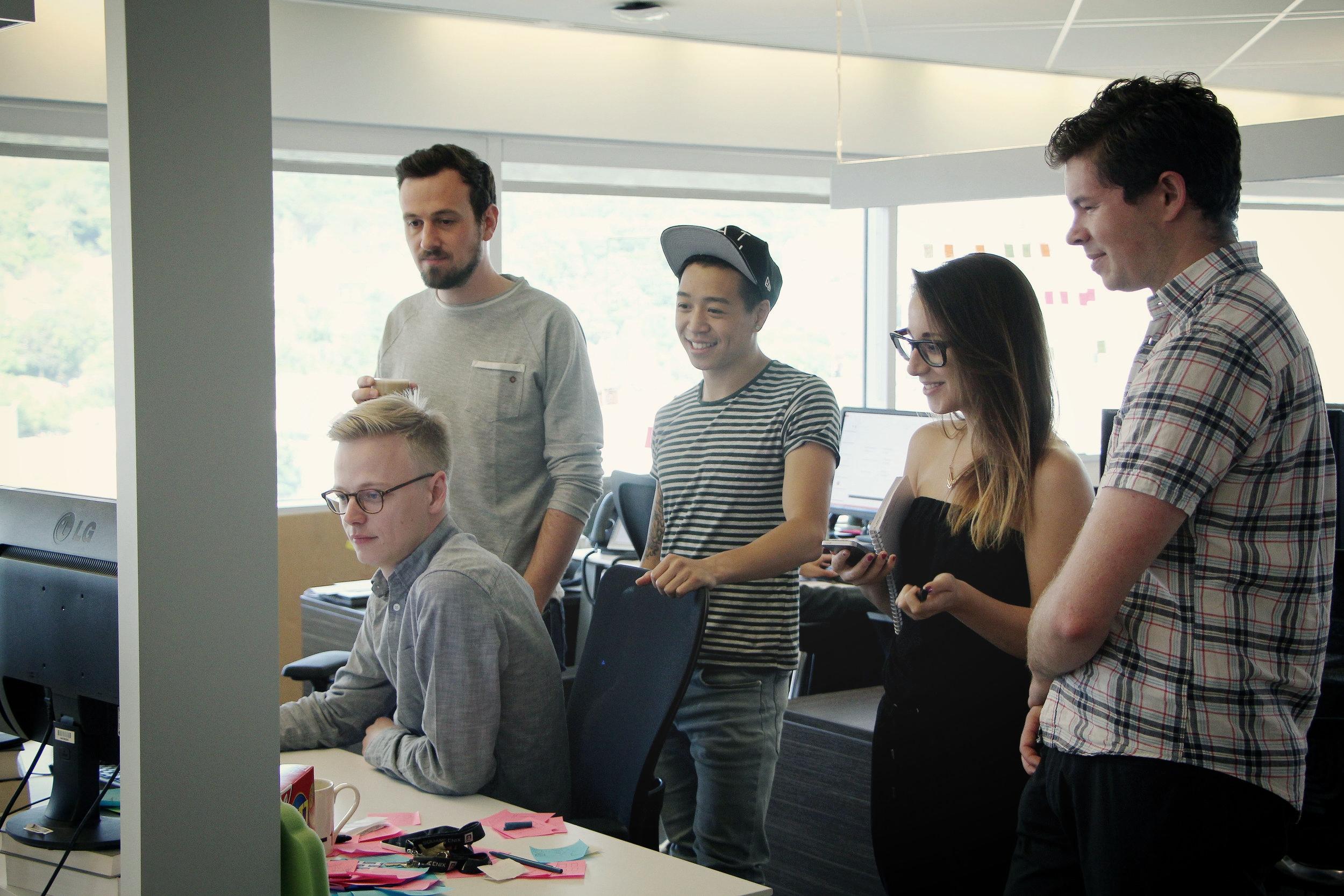 LCGO Team at work.jpg