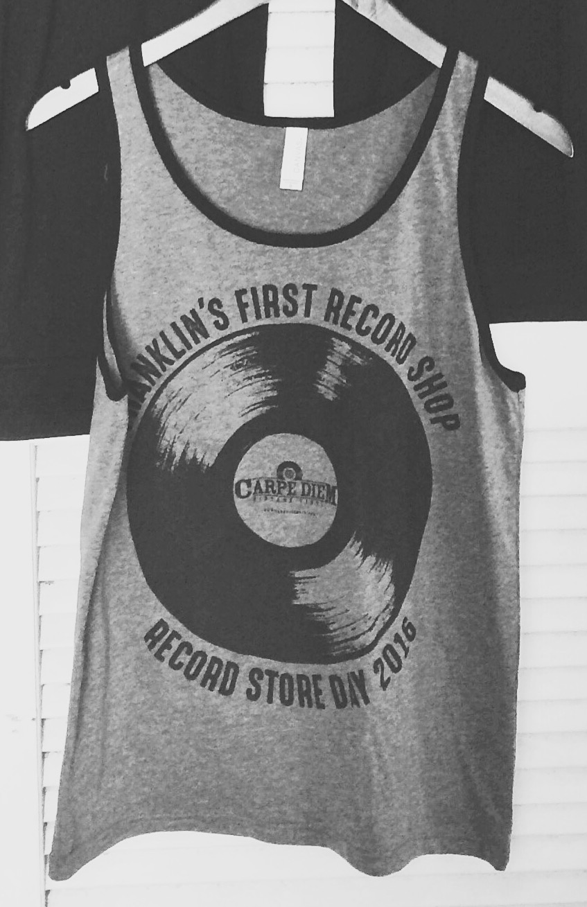 In fact, we still have some of these custom #rsd16 tanks left over. We all got a head start on our summer tans this past Saturday.