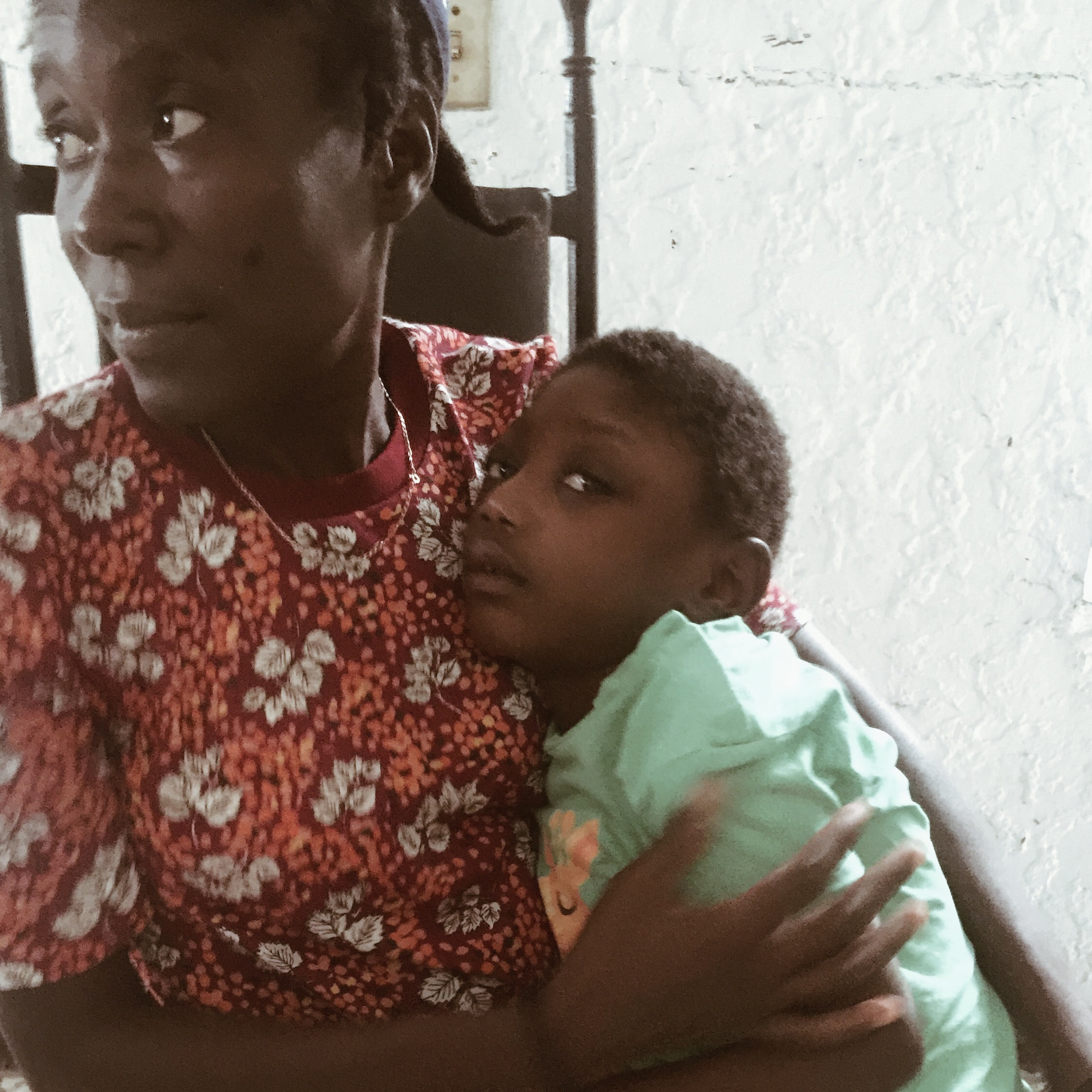 May, 2017. Haiti Mama.