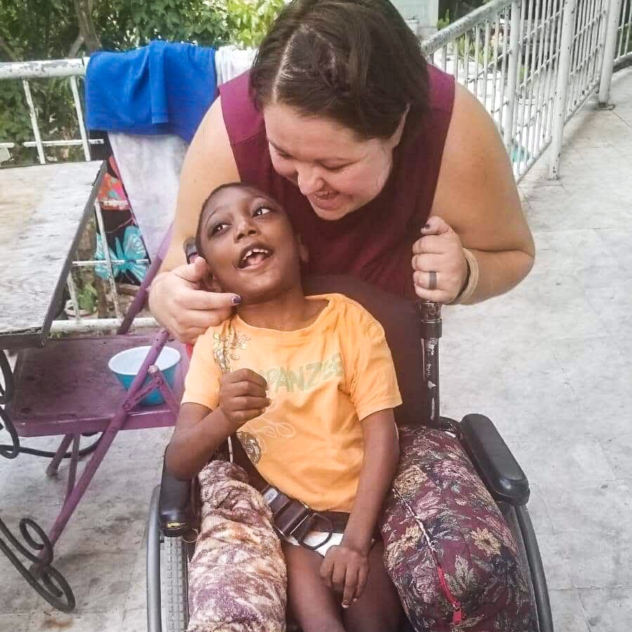 November, 2018. Haiti Mama.