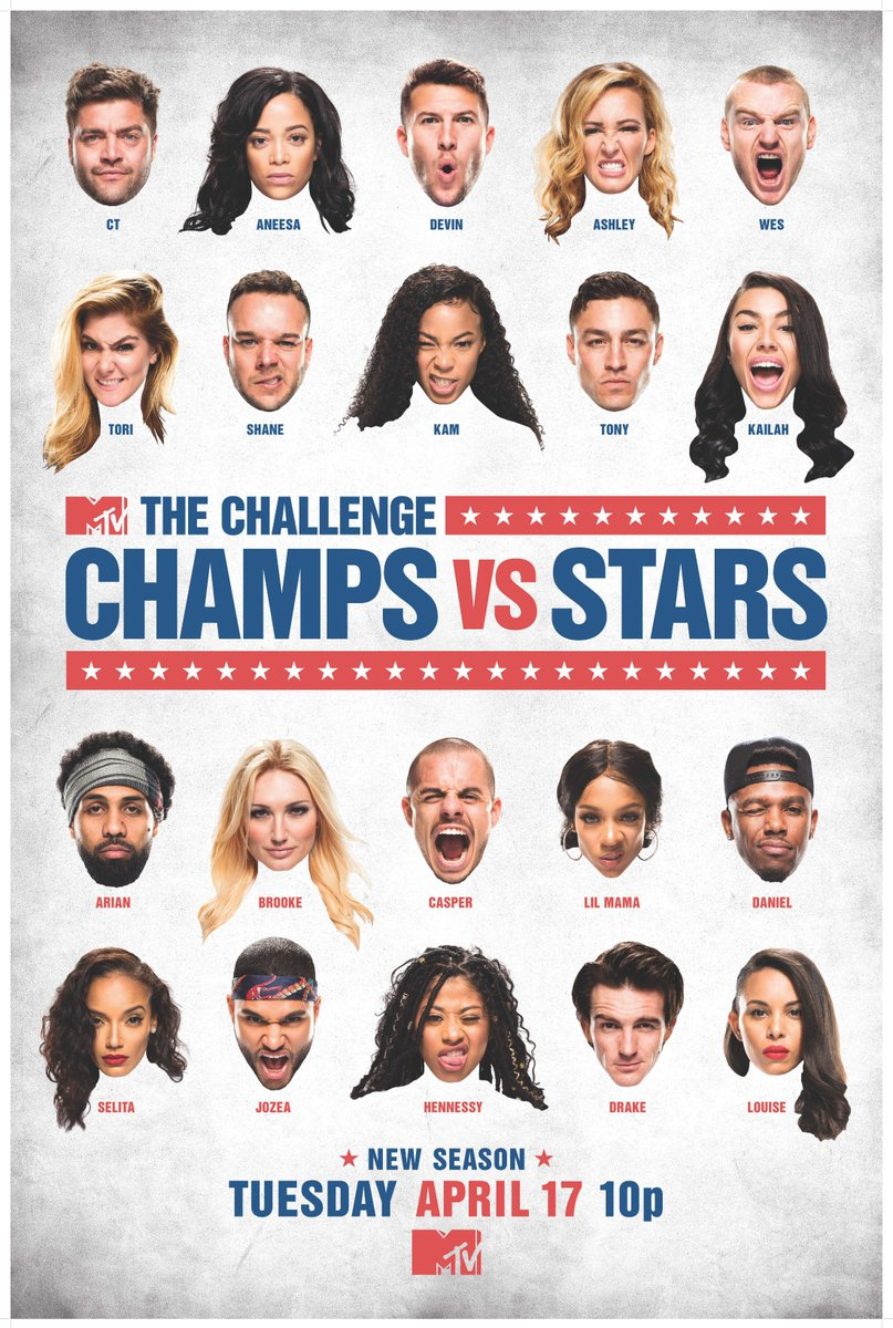 Champs Vs Stars