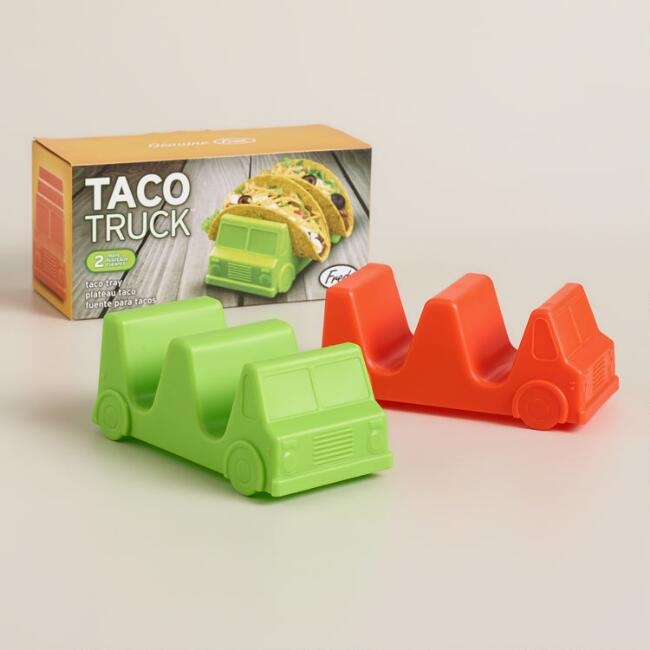 World Market  Taco Truck Taco Holders $6.48