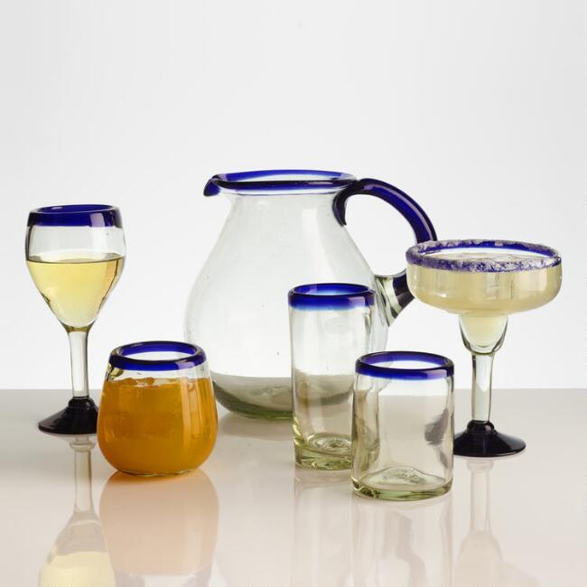 World Market  Rocco Glassware $12-$24