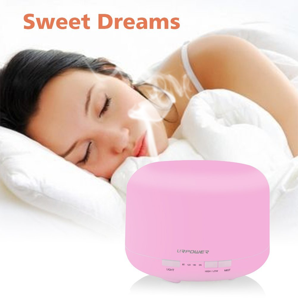 URPOWER  Aromatherapy Essential Oil Diffuser Humidifier $26.00