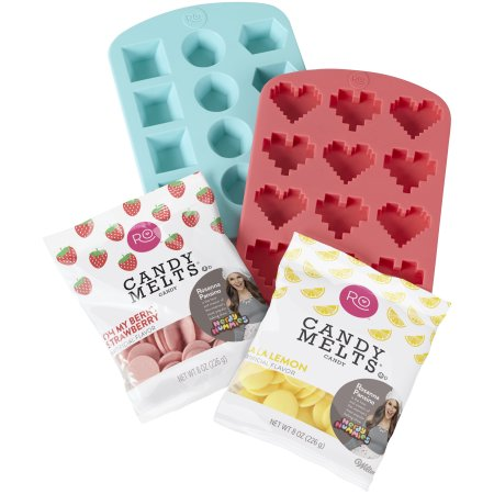 Hearts & Gems Molds