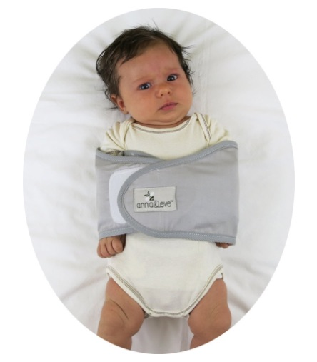 Anna & Eve Swaddle Strap Arms Only
