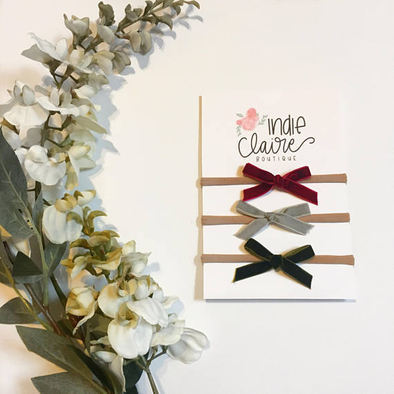 Indie Claire Boutique  -Affordable, handmade headbands & clothes for your littles