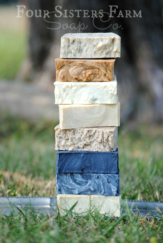 Four Sisters Farm Soap Co - handmade soaps