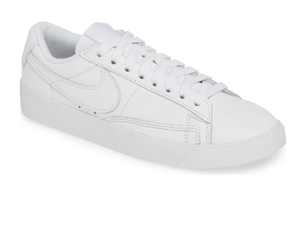 NIKE LOW SNEAKERS  $95 I've been looking for a low sneaker I could wear with jeans and sundresses and when I found these, I was sold! They are super comfortable and a nice alternative to sandals. Love being sporty spice.
