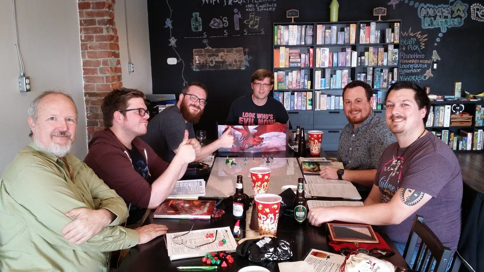 Dungeons & Dragons Group