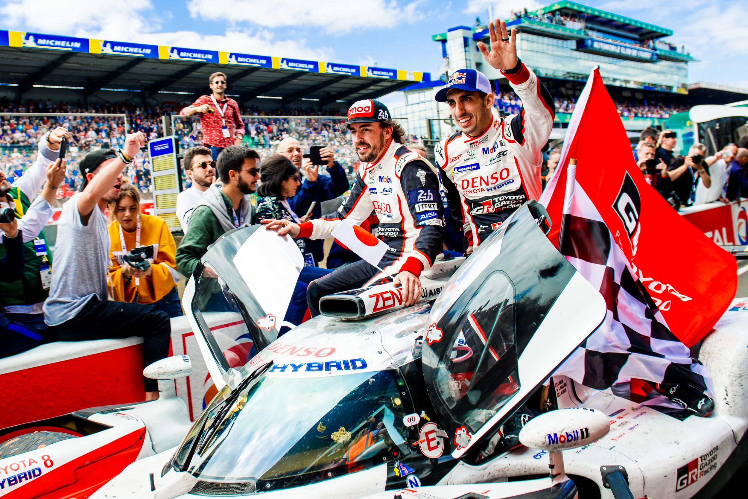 Le Mans 24 Hour, 2018 -