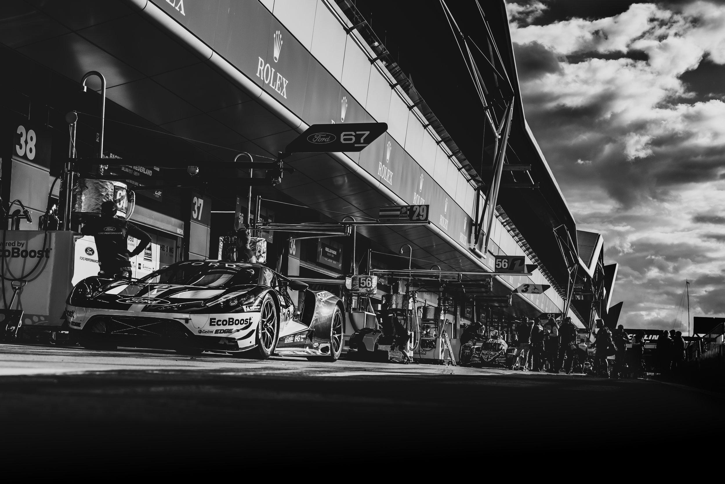 Silverstone 6 hours, 2018 -