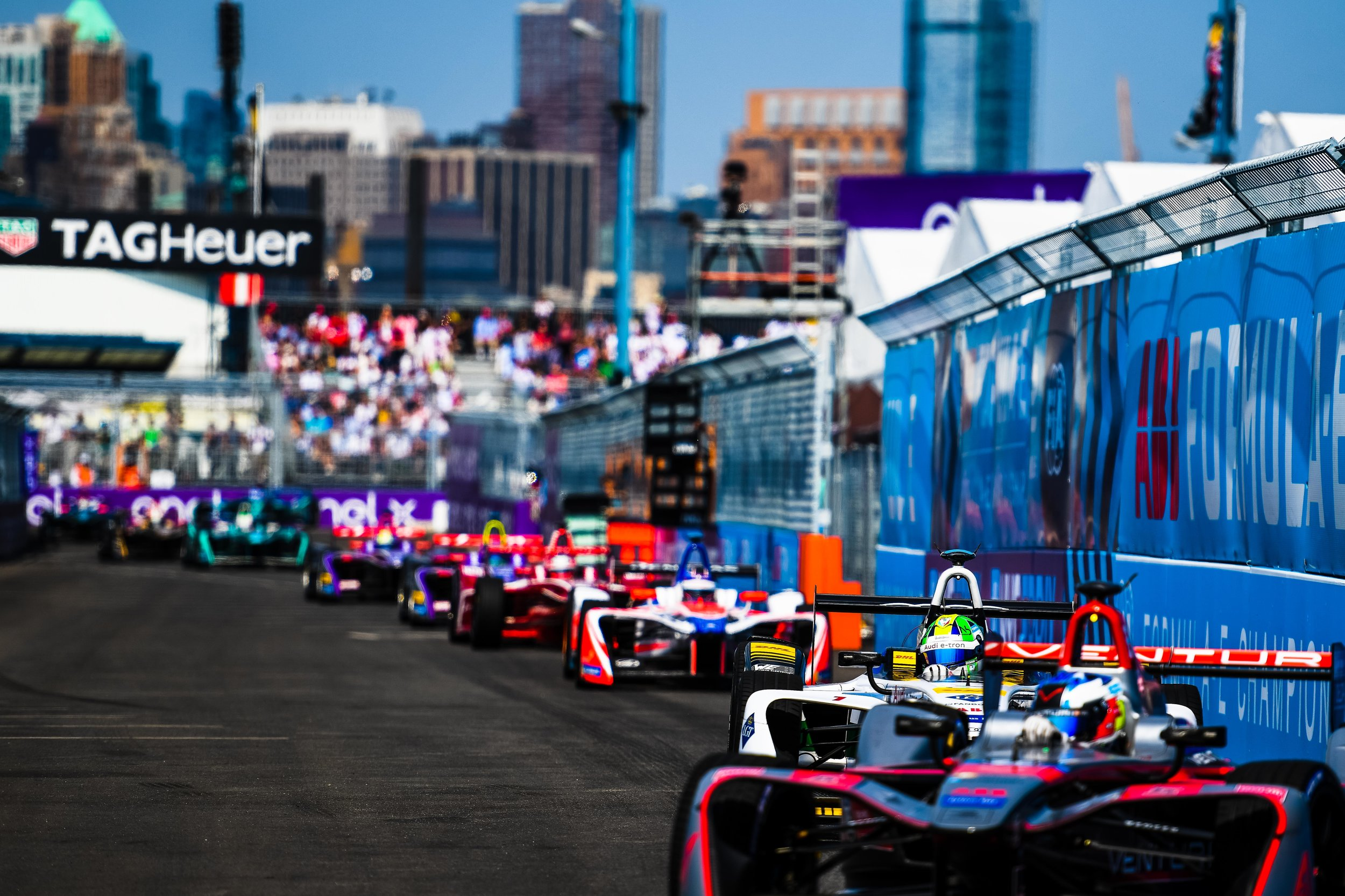 New York ePrix, 2018 -