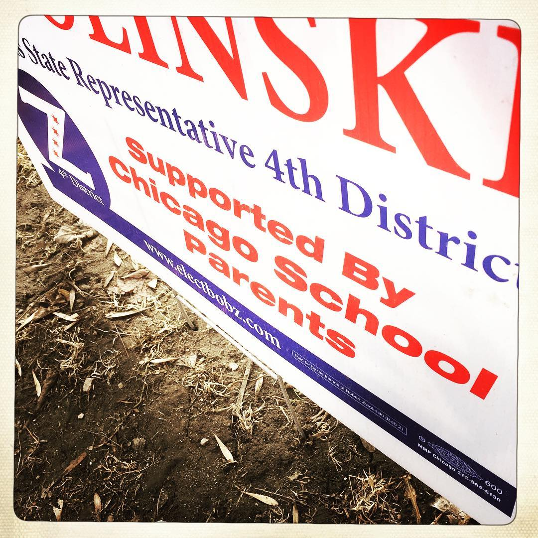 Day 94: second-most nonsensical election sign.