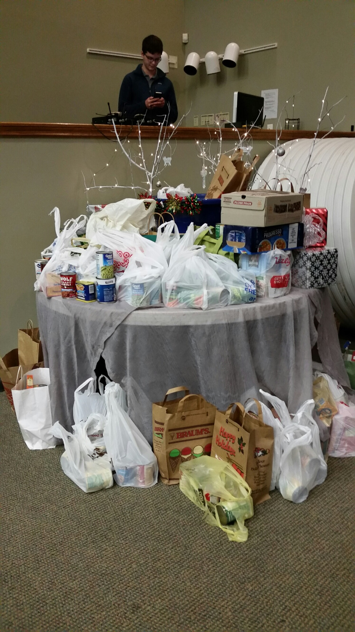 Our donations for Mercy Missions II